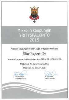 starexpert_yrityspalkinto15